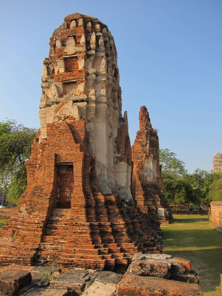 Ayutthaya Wat Phra Mahathat (2)