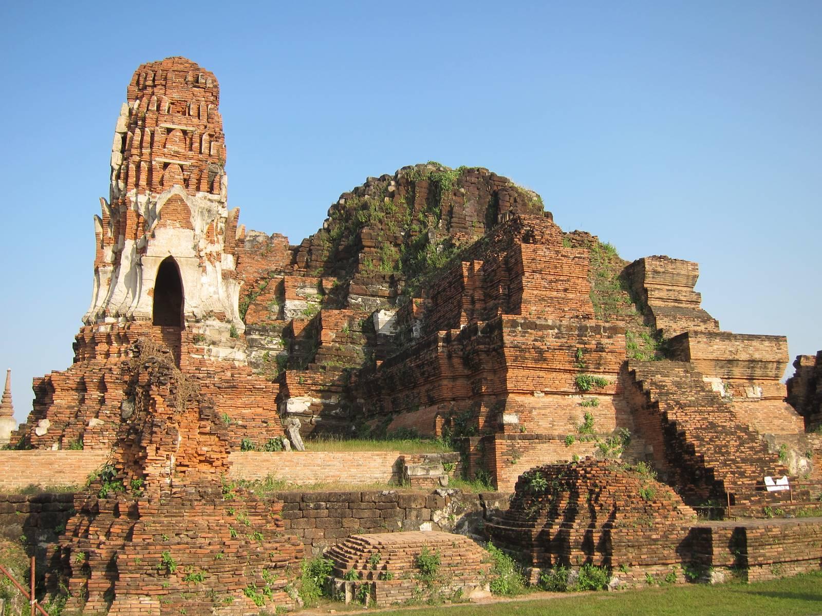 Ayutthaya Wat Phra Mahathat (3)