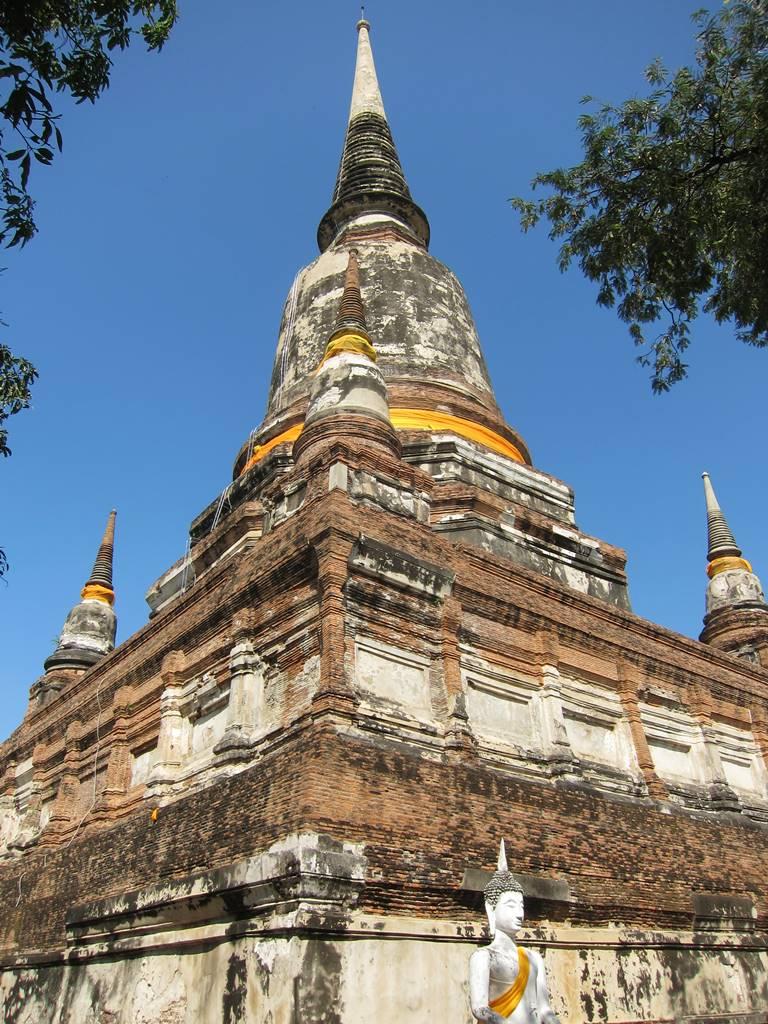 Ayutthaya Wat Phra Si Sanphet (5)