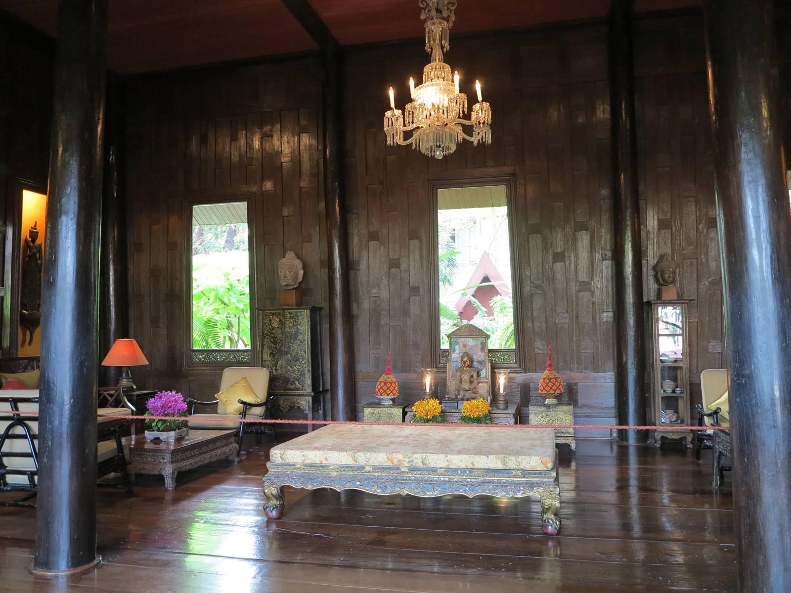 Bangkok 7 Jim Thompson's House (12)