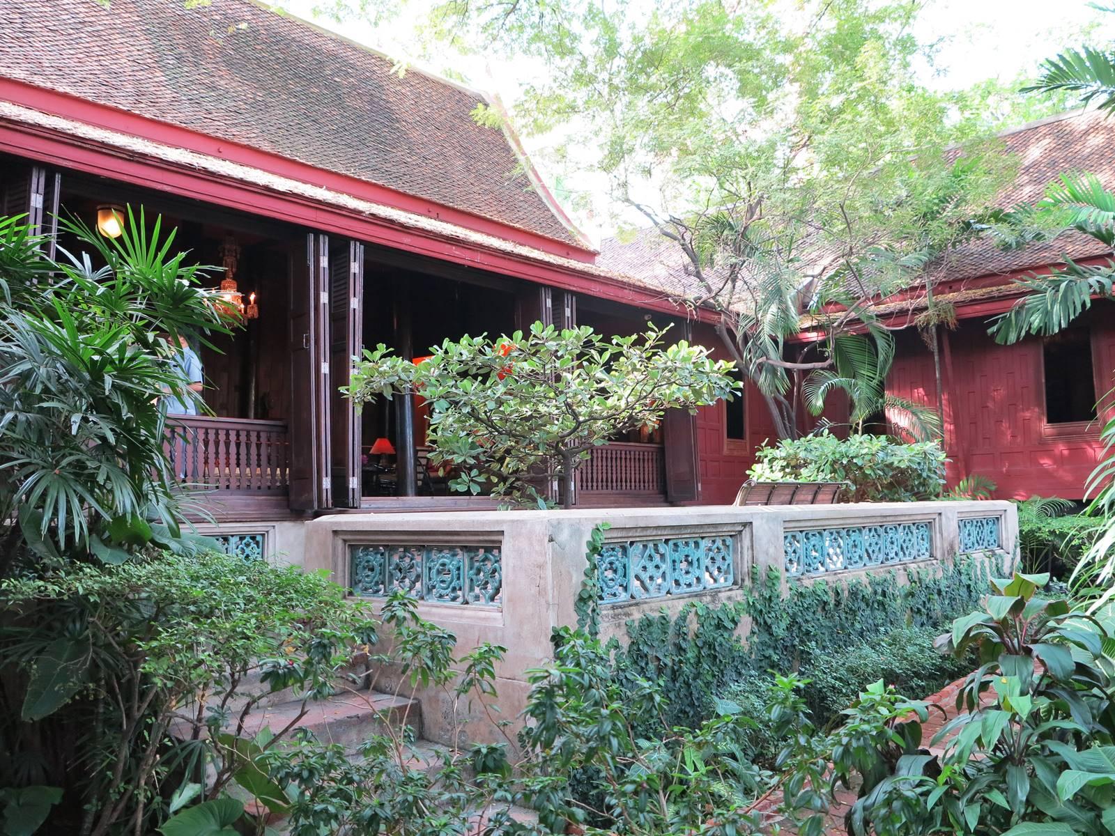 Bangkok 7 Jim Thompson's House (7)