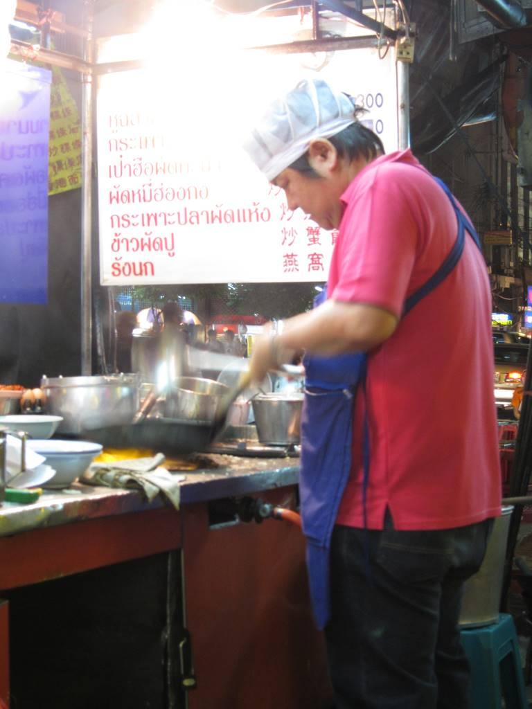 Bangkok 9 Street Food (1)