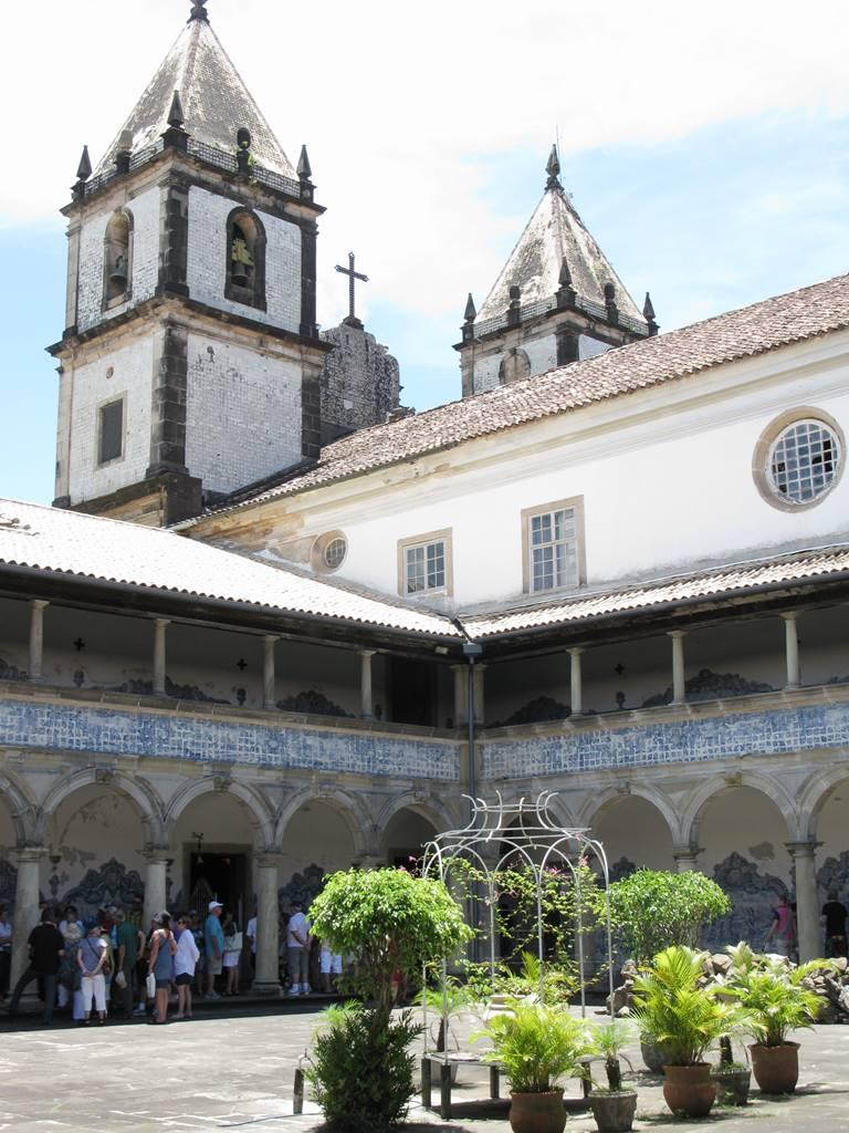 Couvent Saint François Salvador de Bahia (4)