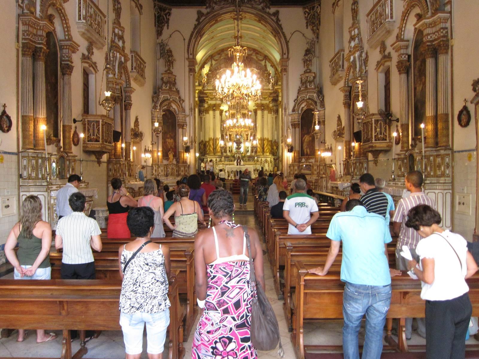 Eglise de Salvador de Bahia (3)