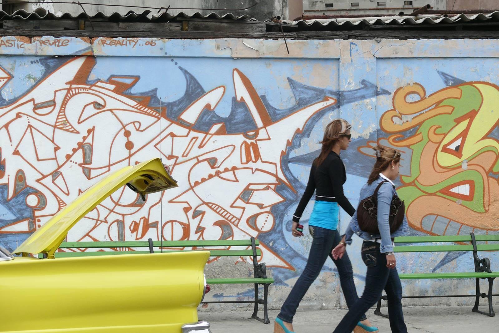 La Havane graffiti (2)