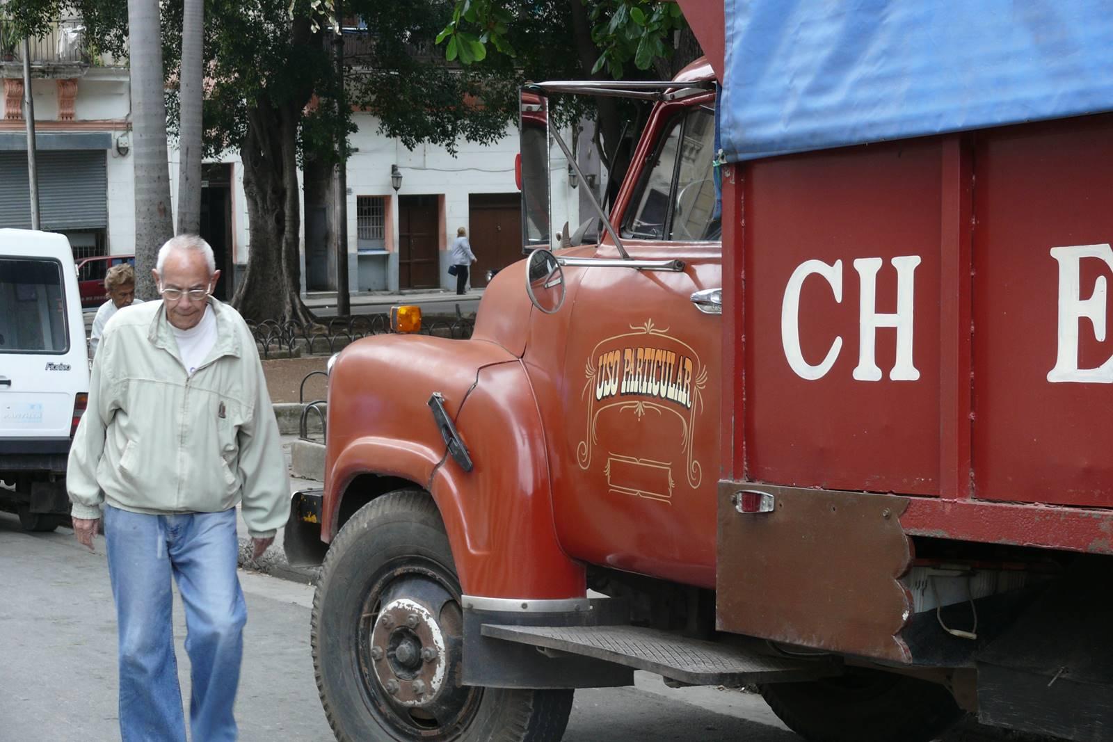 La Havane voiture américaines (1)