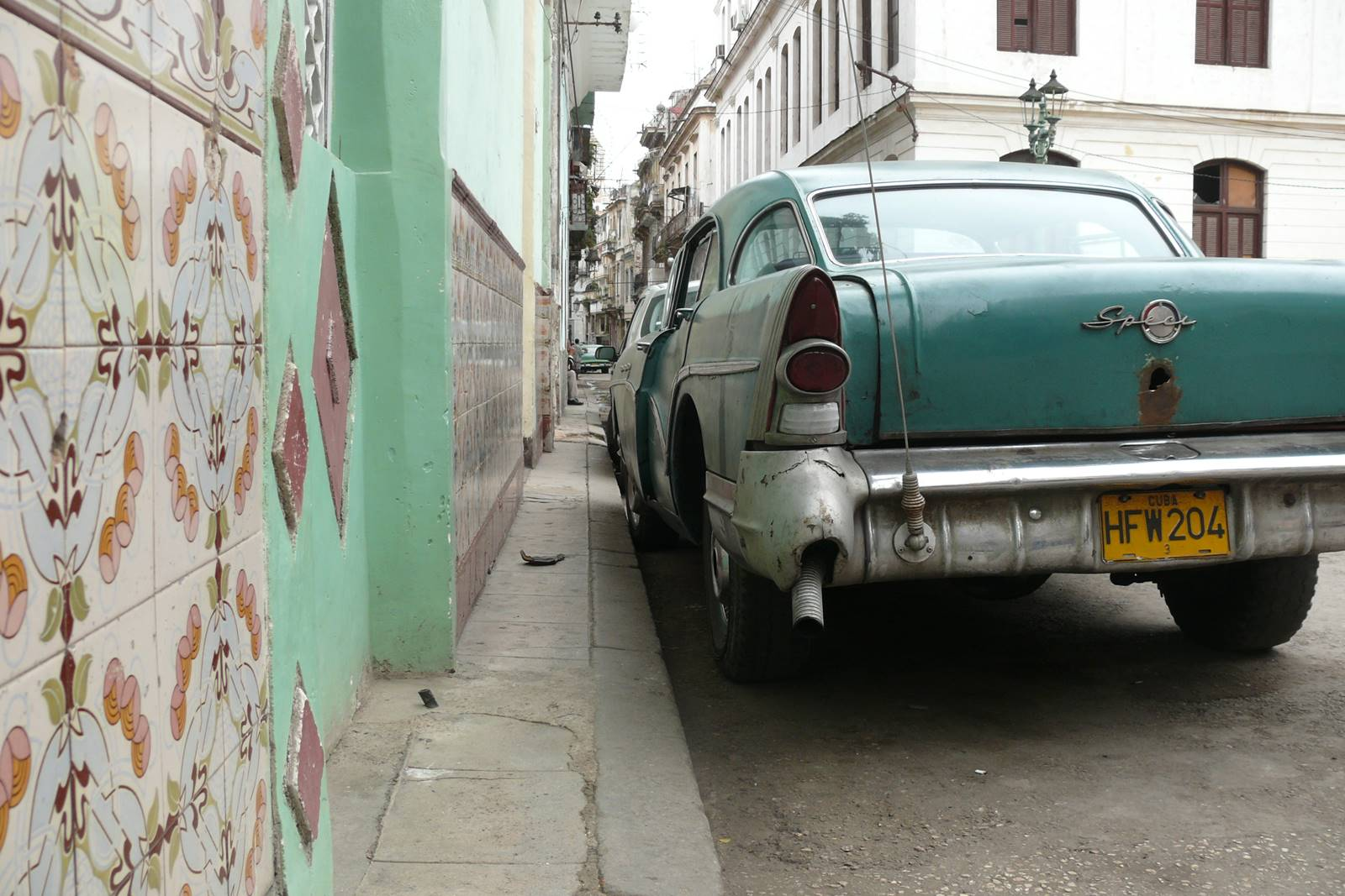 La Havane voiture américaines (14)