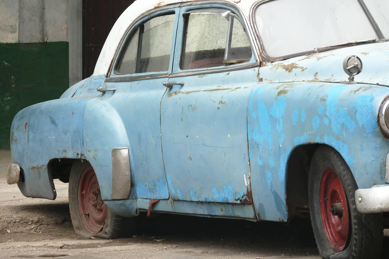 La Havane voiture américaines (3)
