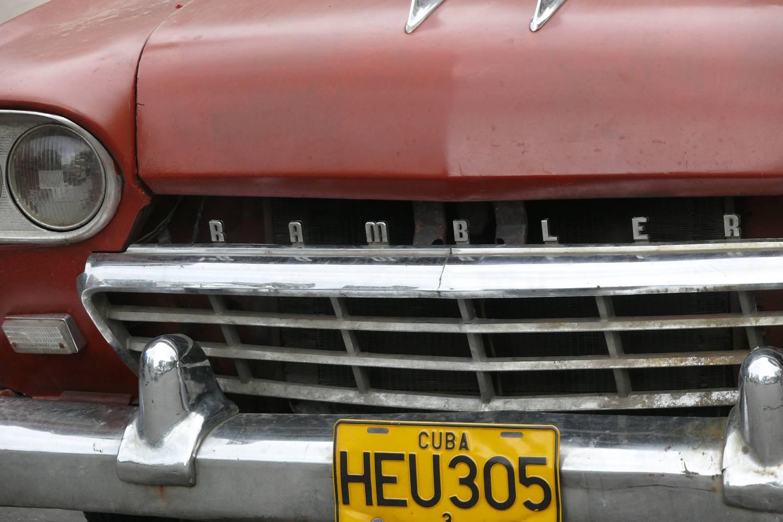 La Havane voiture américaines (5)