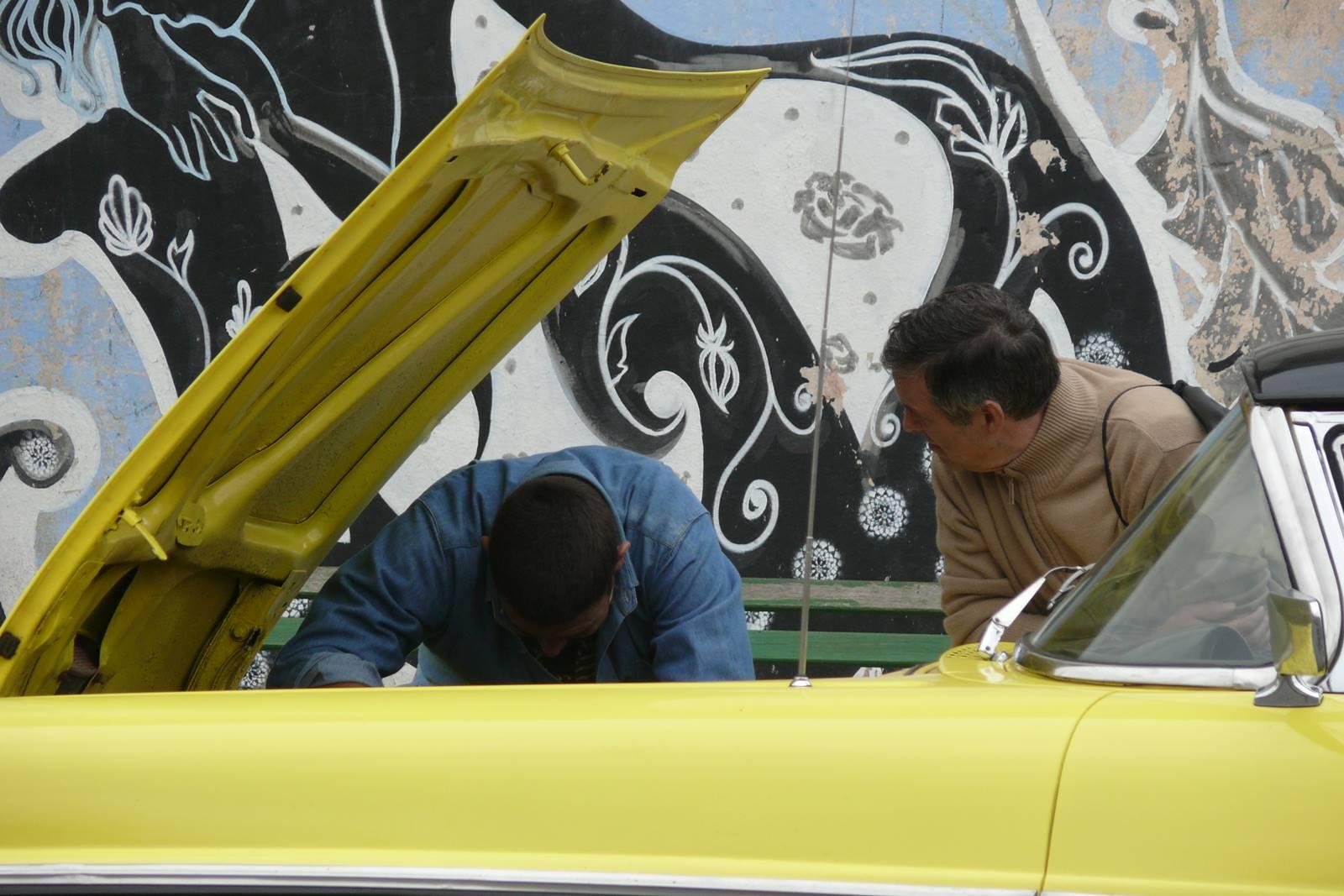 La Havane voiture américaines (7)