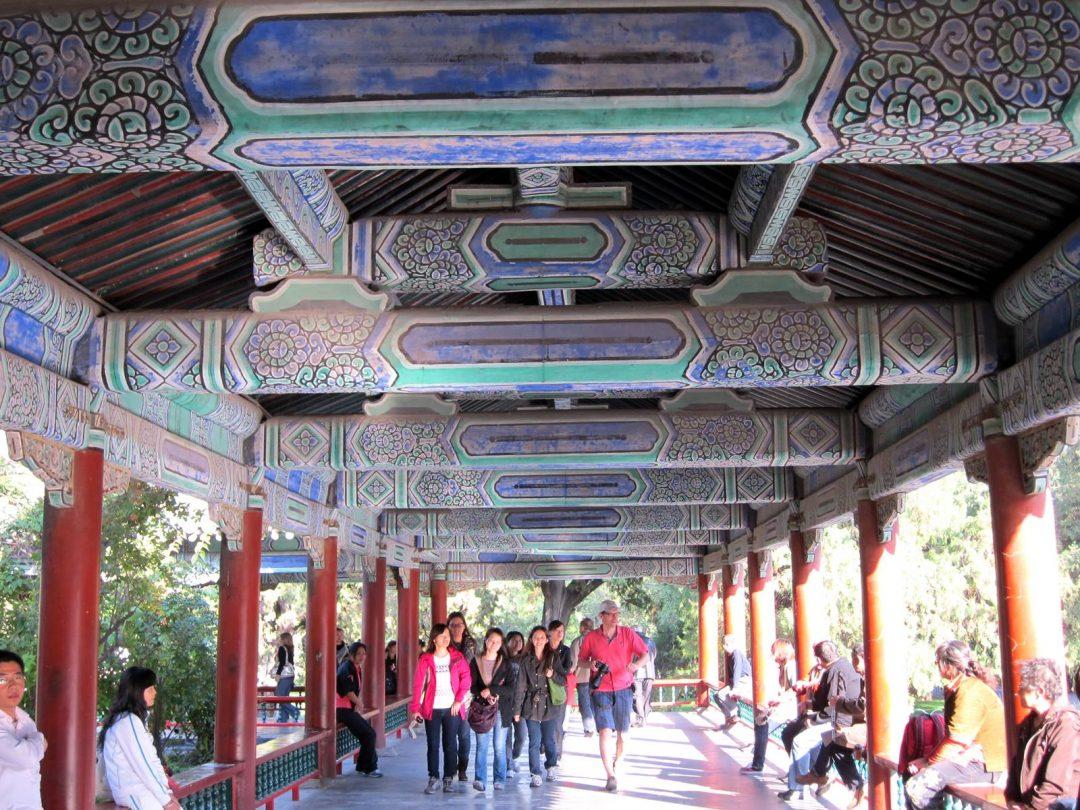 Pavillon de mille automnes Cité Interdite (1)