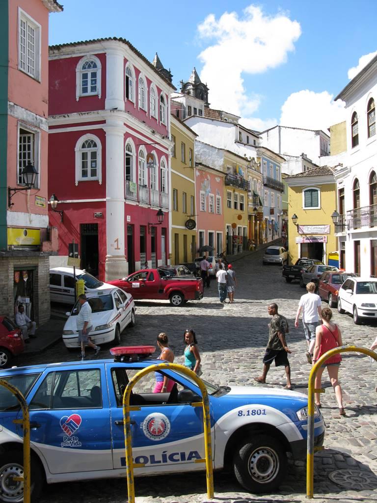 Pelourinho Salvador de Bahia (1)