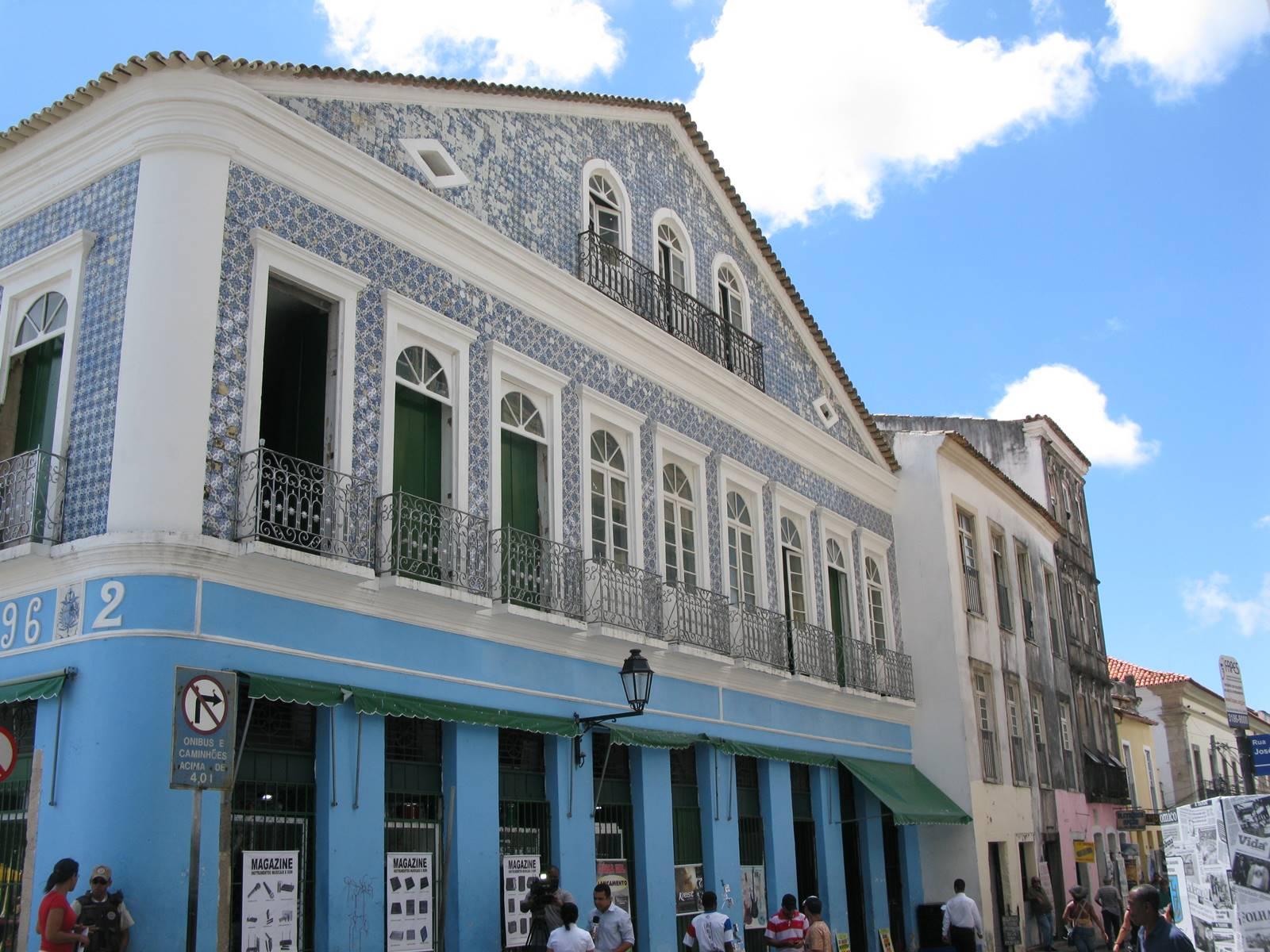 Pelourinho Salvador de Bahia (2)