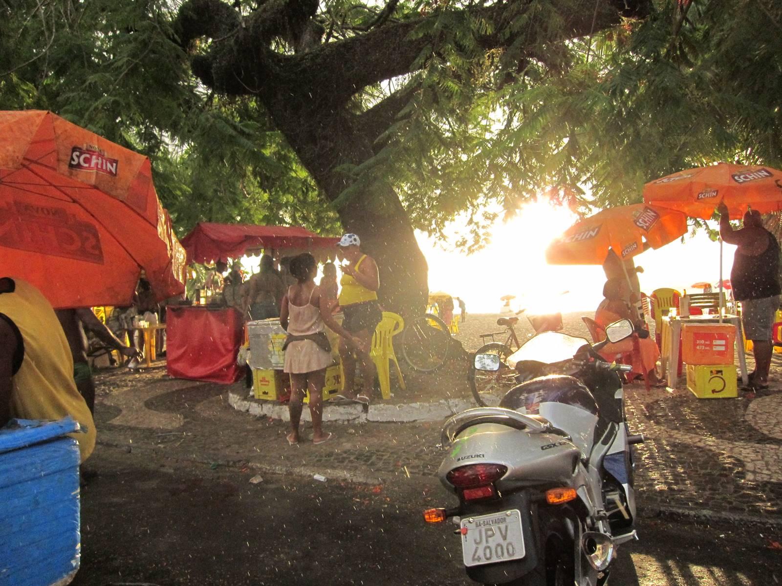 Salvador de Bahia pluie tropicale (1)