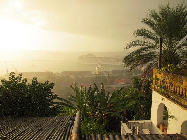 Salvador de Bahia pluie tropicale (3)