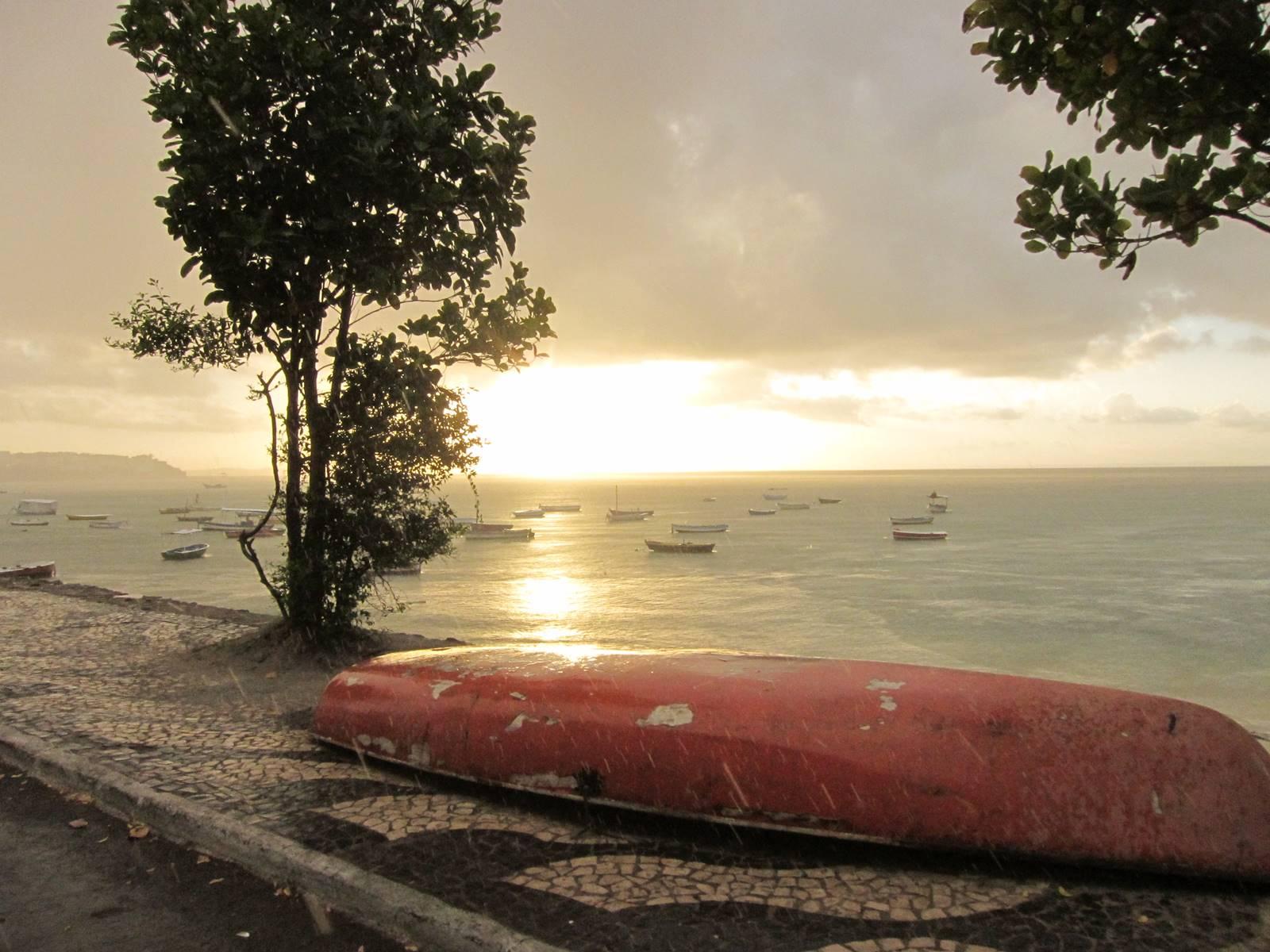 Salvador de Bahia pluie tropicale (4)
