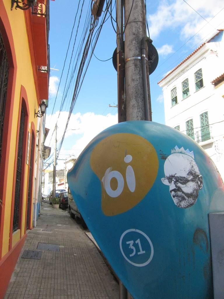 Salvador de Bahia rue (1)