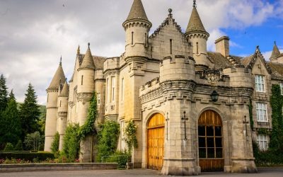 Balmoral, château royal en Ecosse