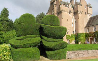 Les jardins du château de Crathes