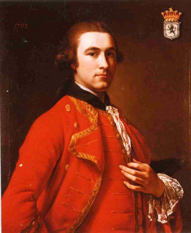 Glamis Castle John 9th Earl 1775