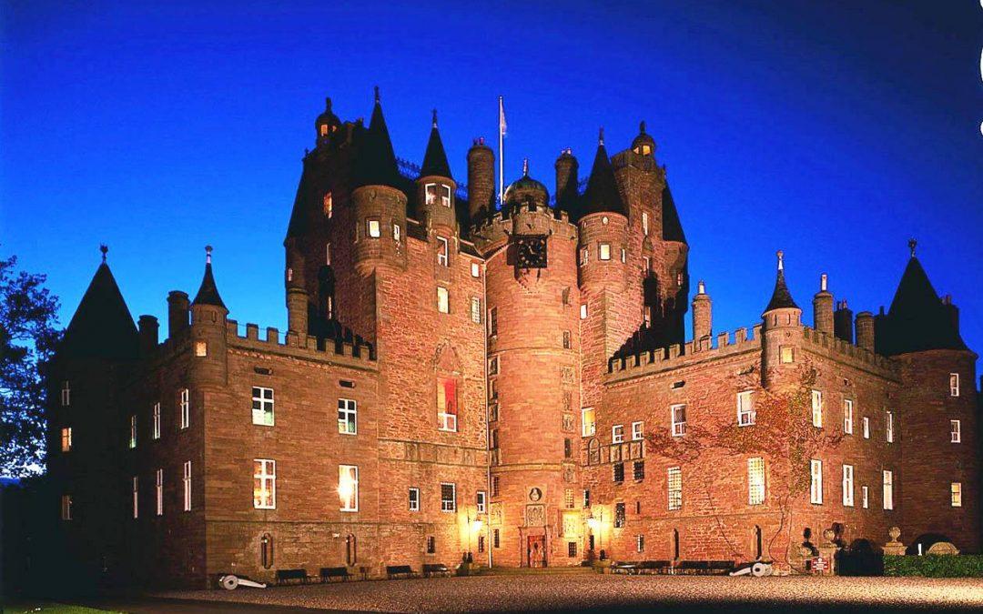 Glamis Castle, le château le plus hanté d'Ecosse