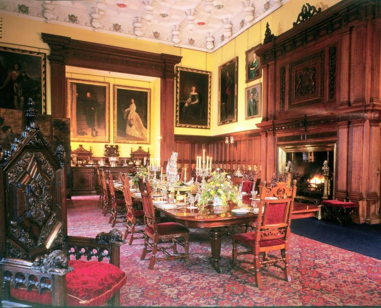Glamis Castle Scotland (4)
