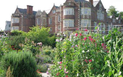 Burton Agnes Hall, manoir et jardin dans le Yorkshire