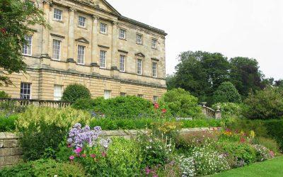 Howick Hall, house of Earl Grey