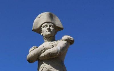 Napoléon à Waterloo