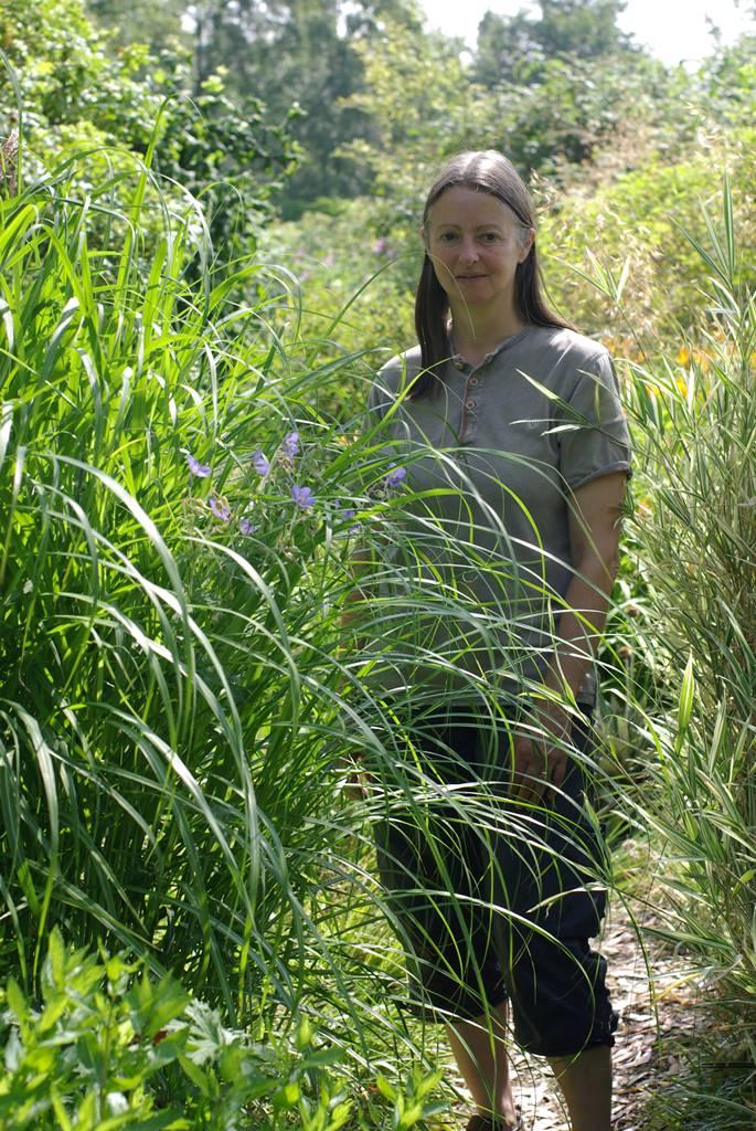 Susie White Chesters Walled Garden