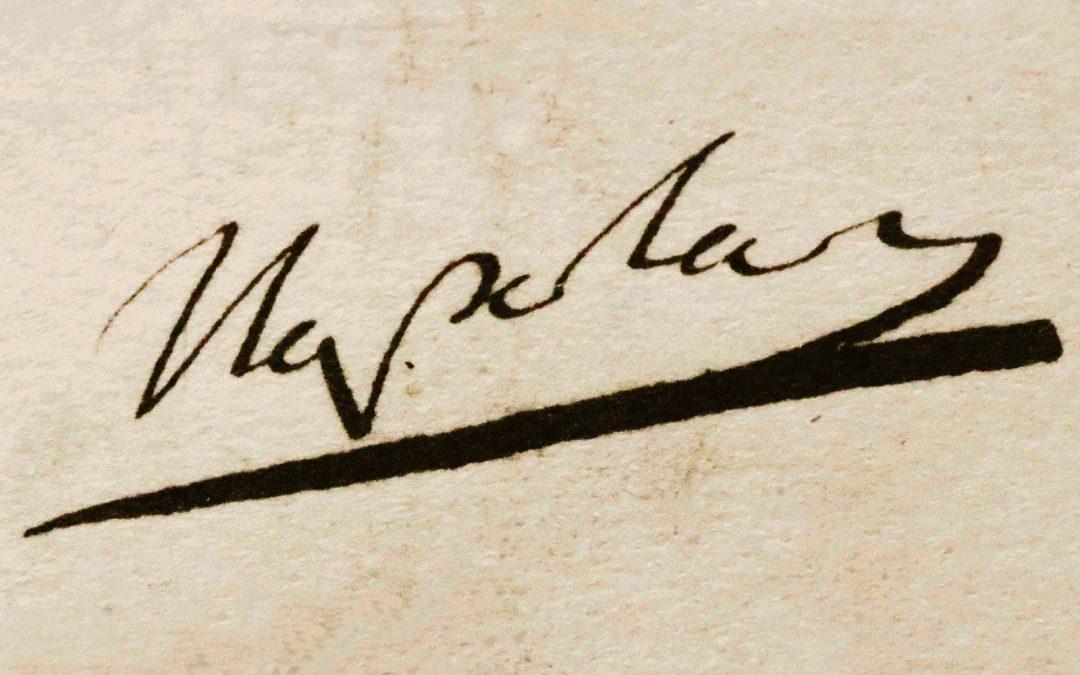 Napoléon, de Waterloo à Sainte-Hélène