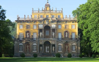 Villa Torrigiani, perle baroque de Toscane
