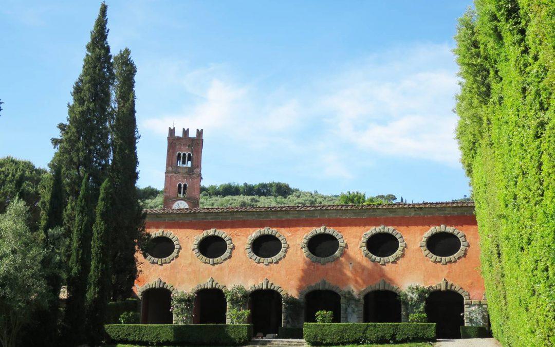 Villa Grabau en Toscane et ses jardins