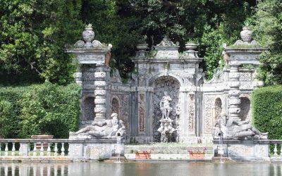 Villa Reale de Marlia et ses jardins, Toscane