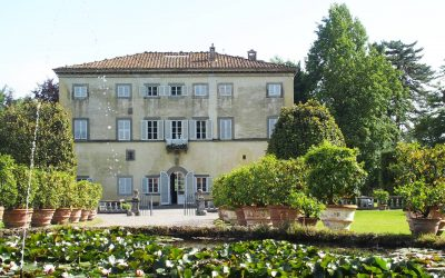 Villas et jardins de Lucques, Toscane