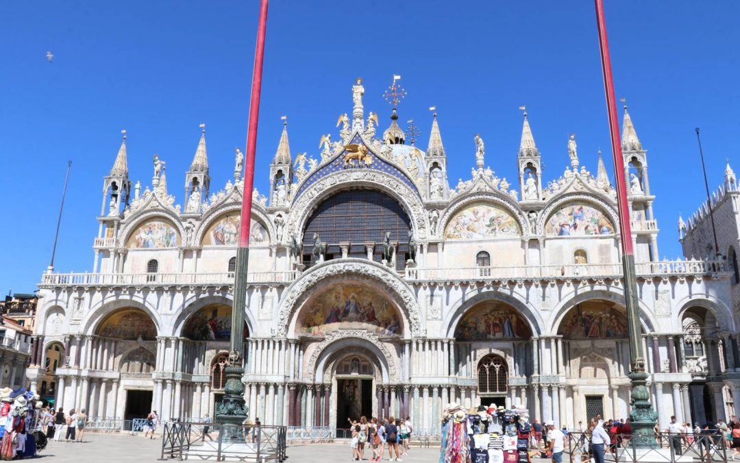 Place Saint-Marc de Venise