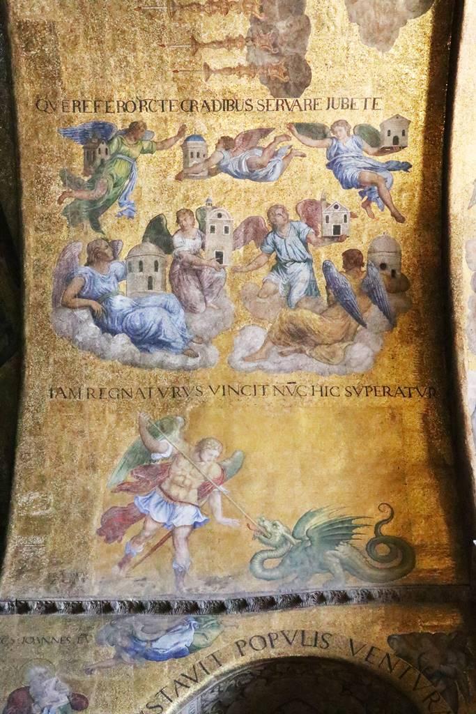 12 Mosaïques de la Basilique Saint Marc (2)