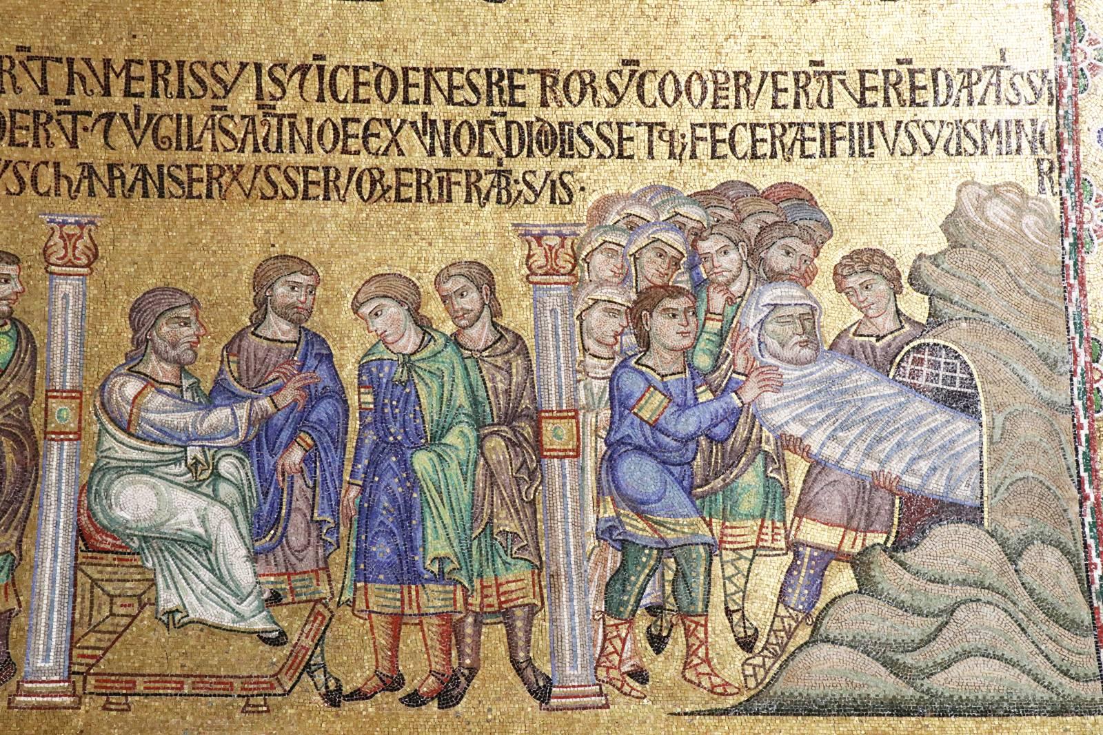 12 Mosaïques de la Basilique Saint Marc (3)