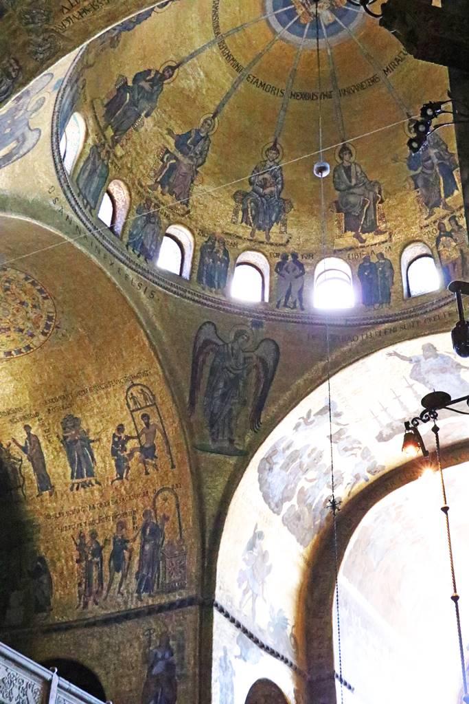 12 Mosaïques de la Basilique Saint Marc (4)