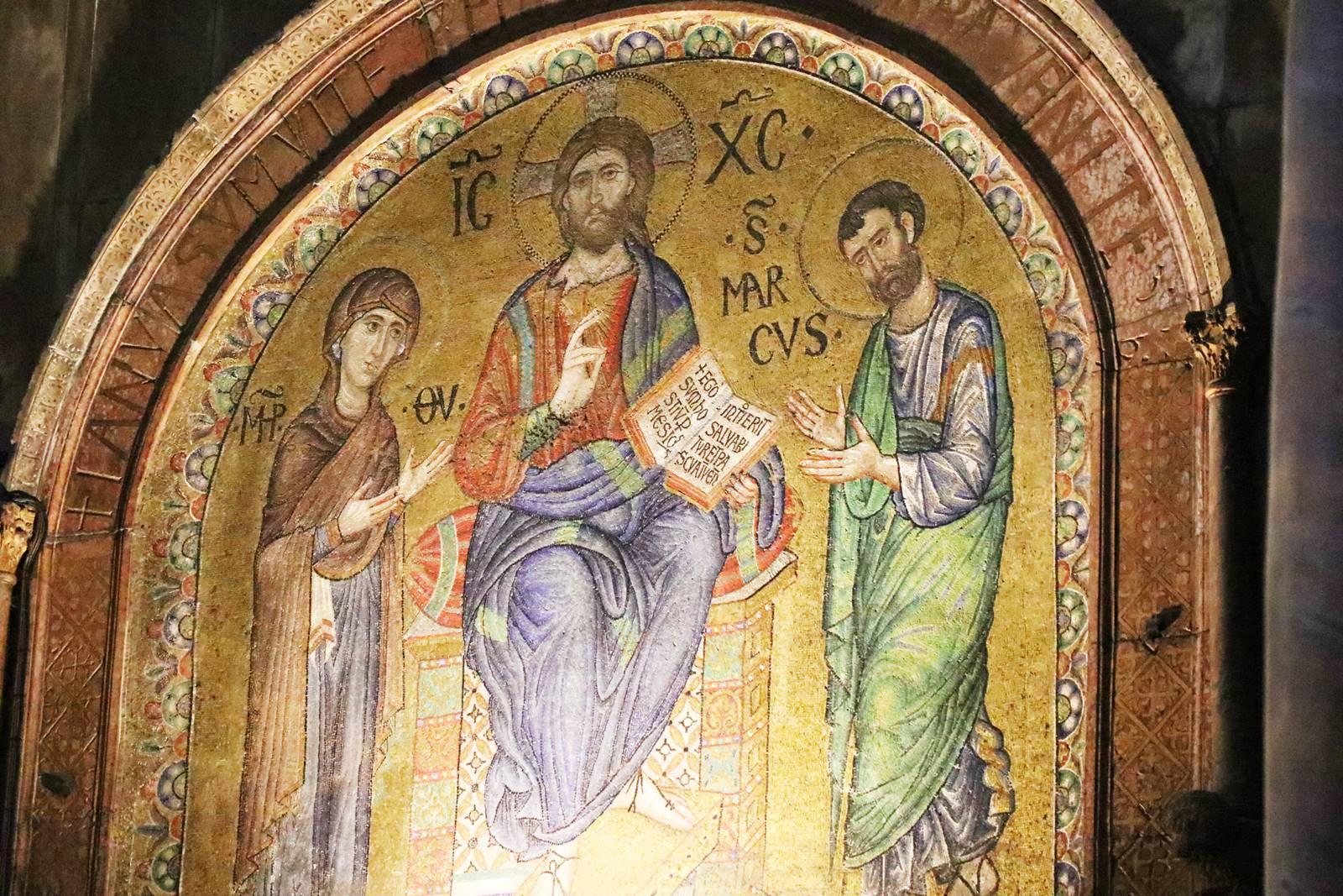 3 mosaïques de la Basilique Saint-Marc (6)