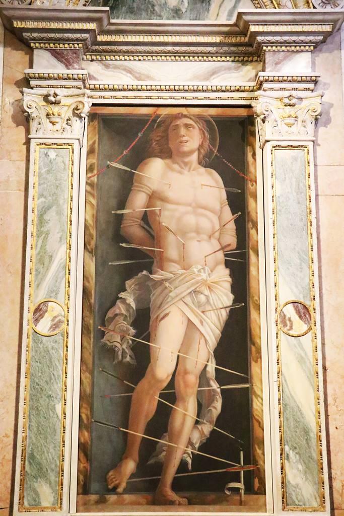 8 Andrea Mantegna 15e s San Sebastiano