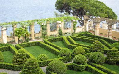 La Cervara, le jardin d'une abbaye