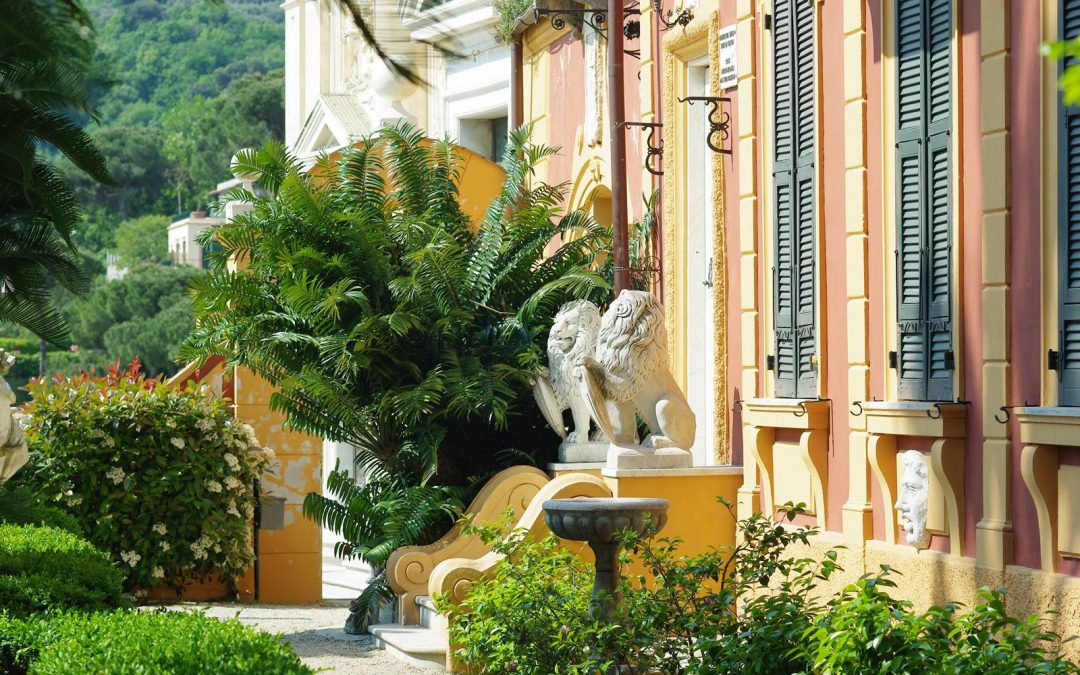 Jardins et Villas de Ligurie
