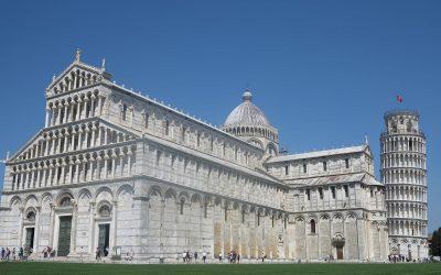 Pise, Piazza del Duomo