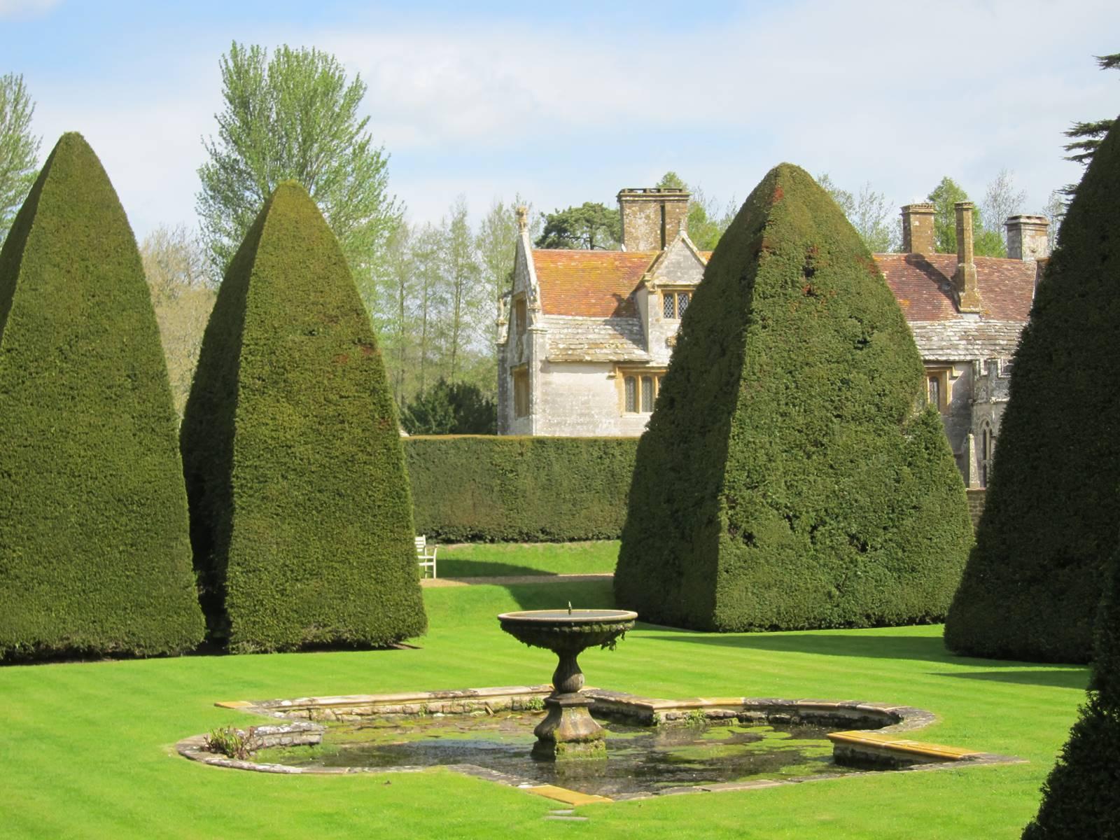 Athelmapton House & gardens (11)