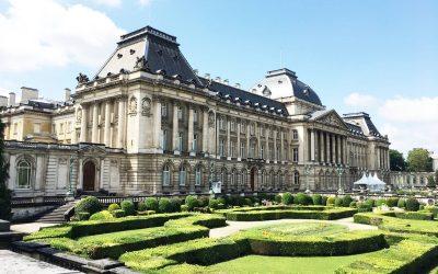 Visite du Palais Royal de Bruxelles